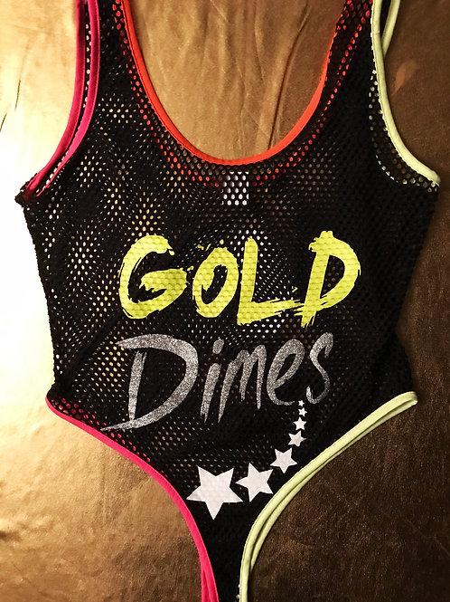 🔥🔥🔥 CUSTOM FISHNET GOLDDIMES OUTFIT!!!