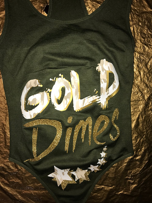 CUSTOM CAMOUFLAGE GOLDDIMES OUTFIT!!!