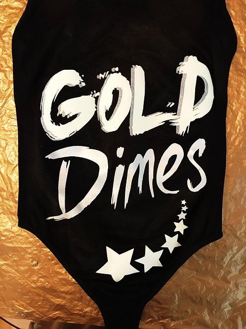 GLOW IN THE DARK CUSTOM GOLDDIMES OUTFIT!!!