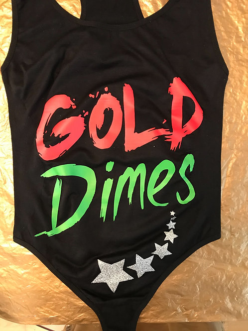 CUSTOM GOLDDIMES OUTFIT!!!