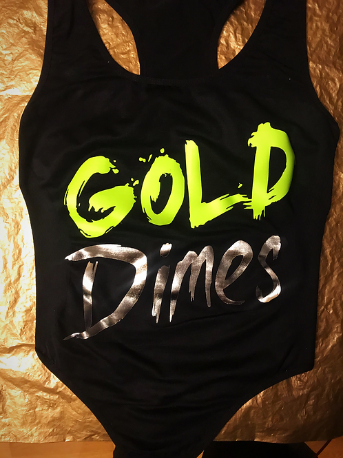 NEW CUSTOM BLACK GOLDDIMES OUTFIT!!!