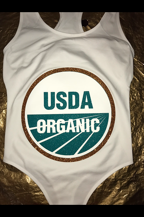 USDA ORGANIC CUSTOM GOLDDIMES OUTFIT!!!