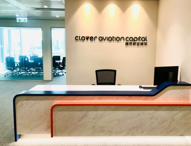 Clover Moves into New Office in One IFC