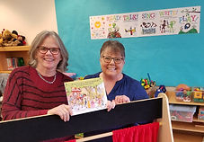 2018 October book donation to Children's