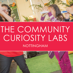 Help Ignite!'s Community Curiosity Labs on Monday 29 Feb 2016