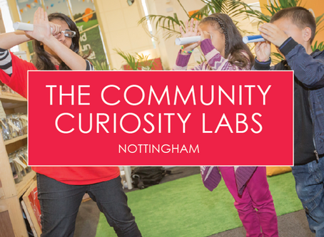 Help Ignite!'s Community Curiosity Labs on Monday 29 Feb 2016