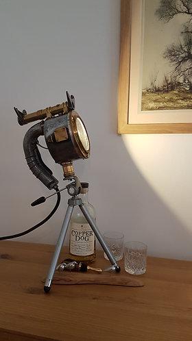 Aldis signal lamp