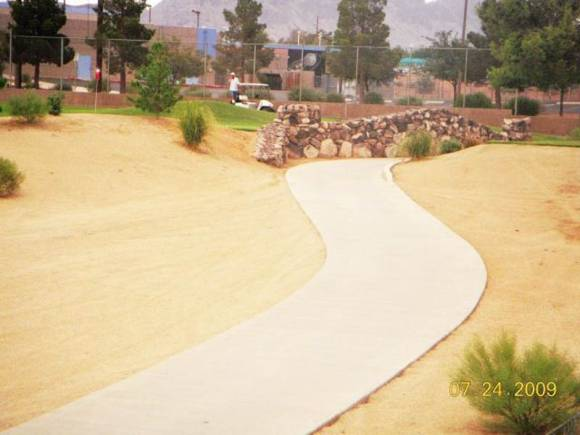 commercial_golf_course_cart_path_install