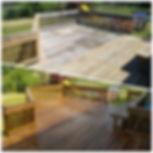 Deck Cleaning in Mishawaka IN 46544 brin