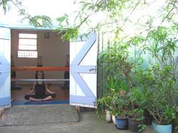 Clare-Baddha-Konasana-Courtyard