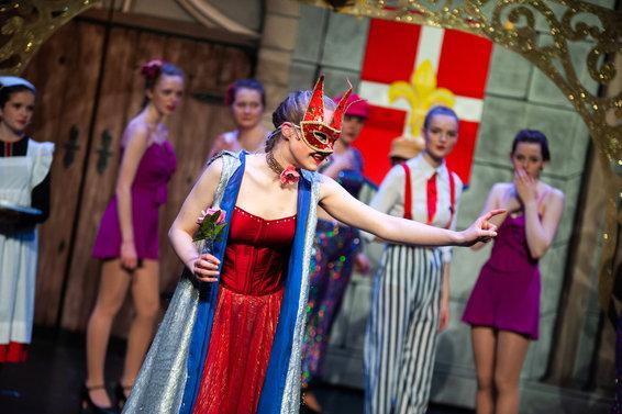 Winchester Theatre Arts Beauty & The Bea