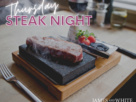 NEW! Thursday Night Steak Night!