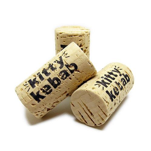 Cat Toy - Wine Corks