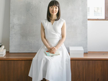 Marie Kondo's Human Design 2/4 Cross of Penetration - A Missionary For Organization And Joy