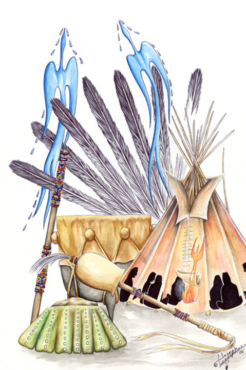 Tipi Meeting