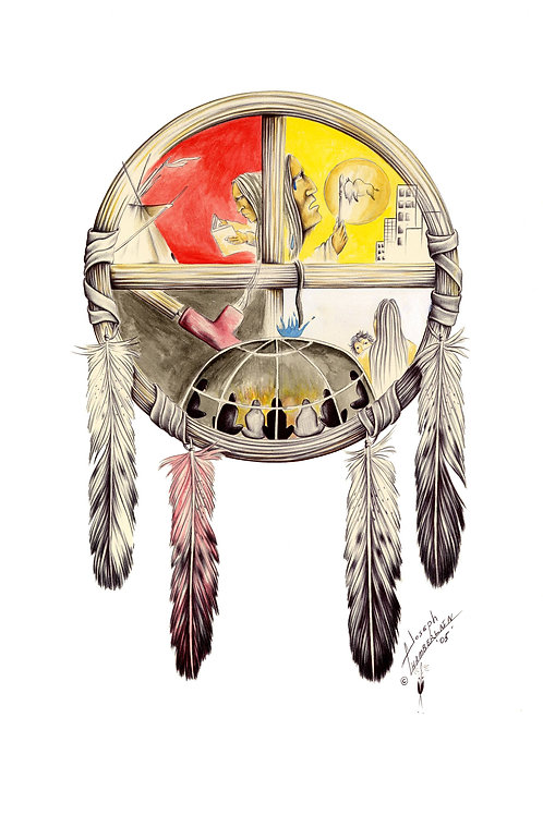 Nations Wheel