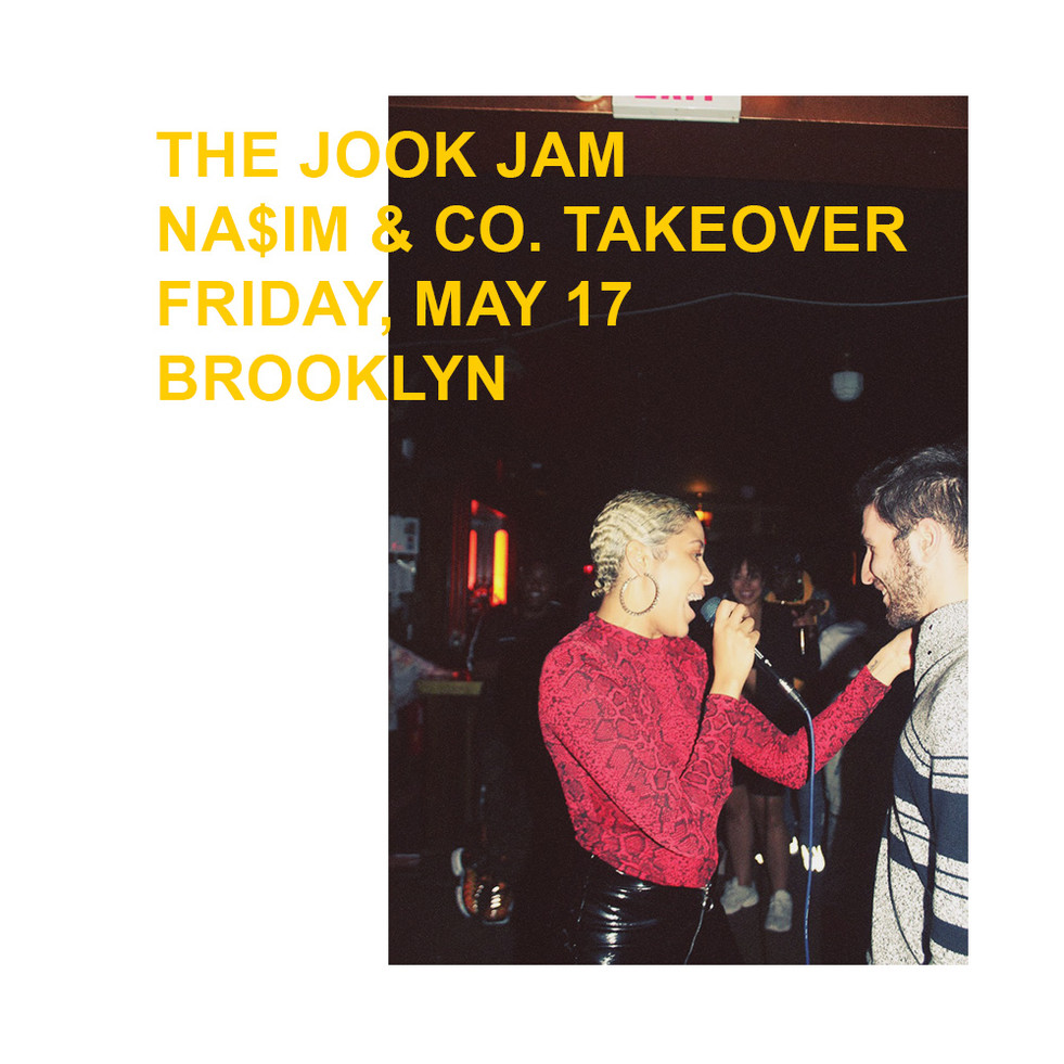 Events - The Jook Jam X Nasim & Co.