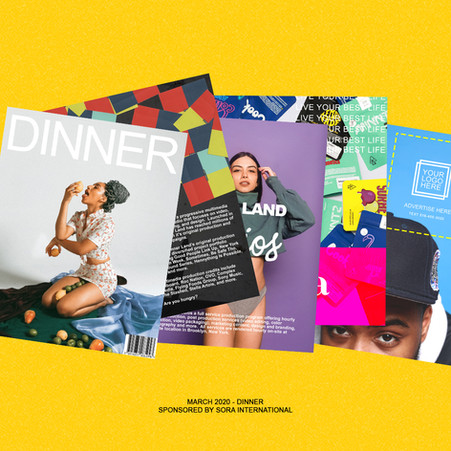March 2020 - Dinner