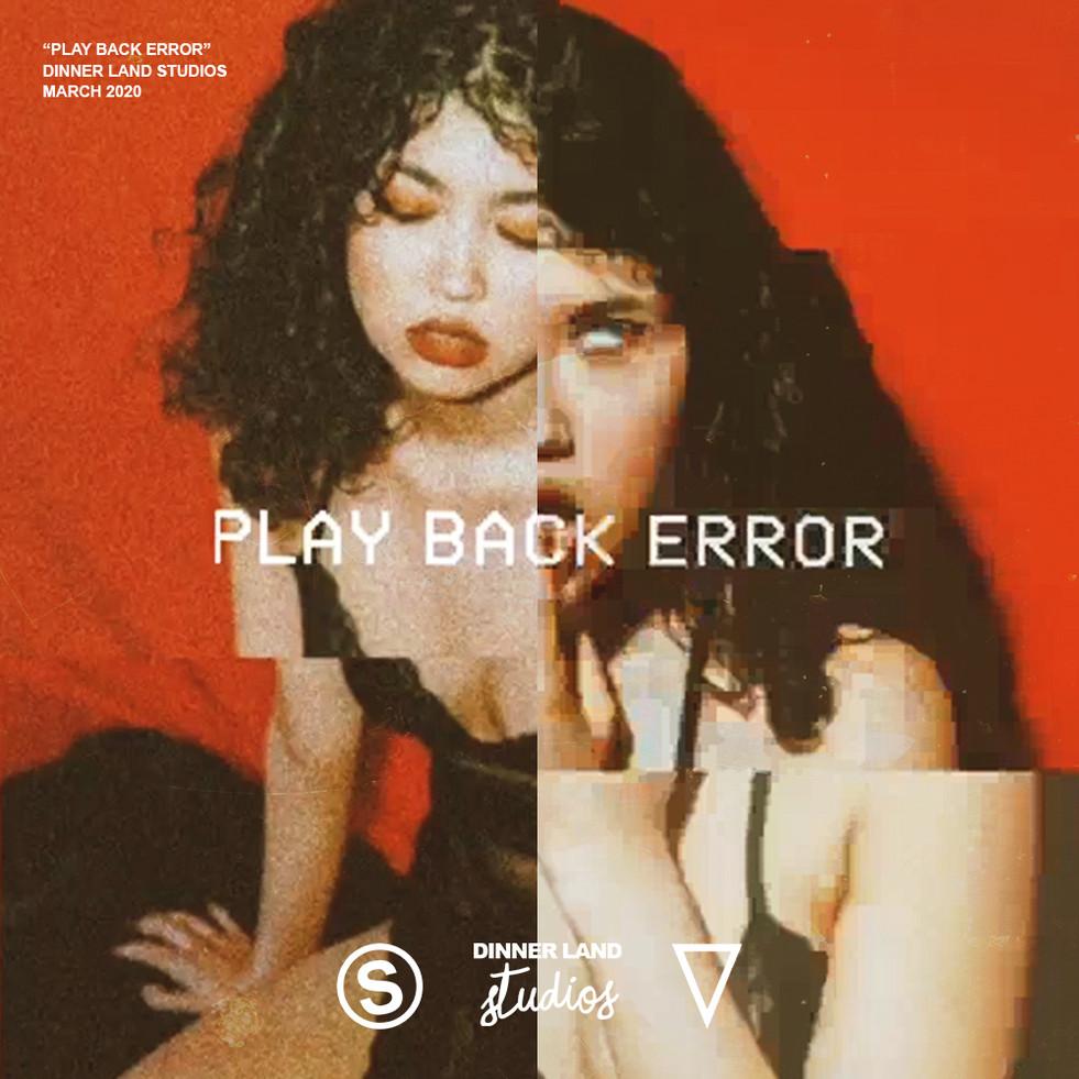 Play Back Error