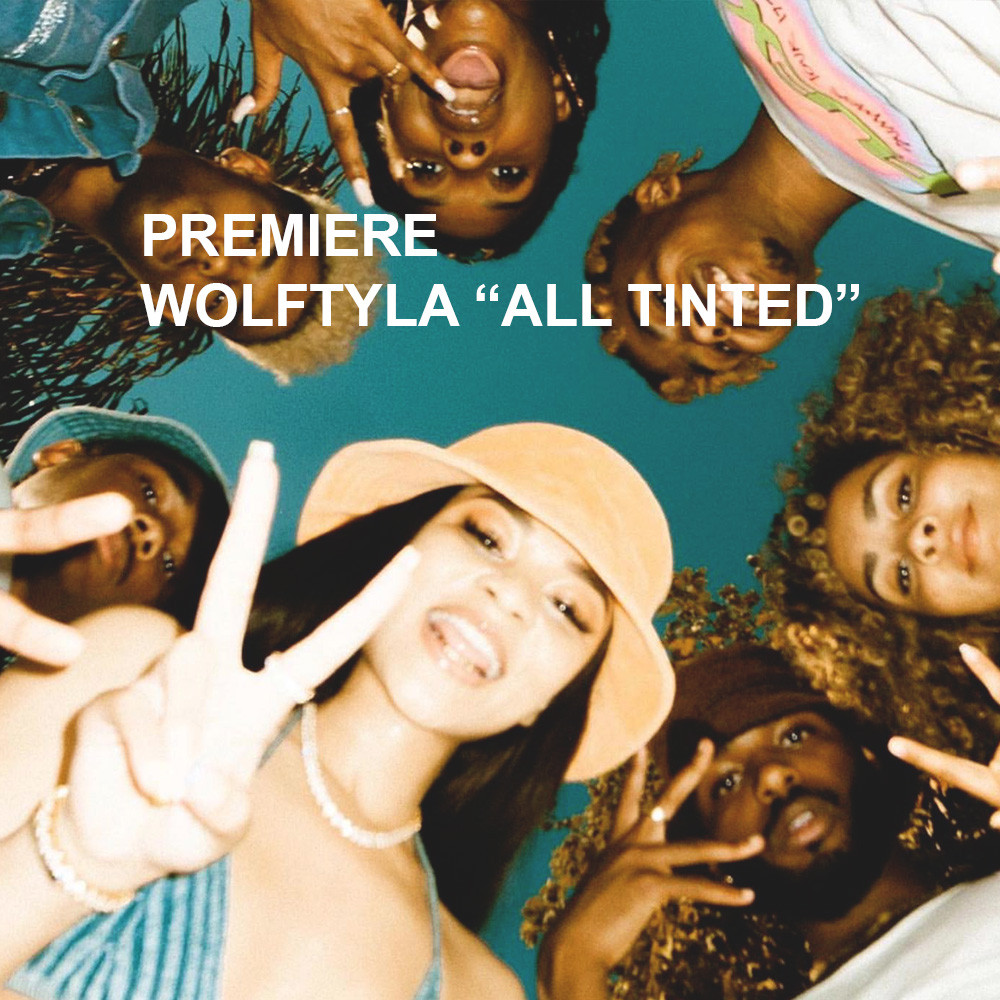 wolftyla all tinted dinnerland new music premiere