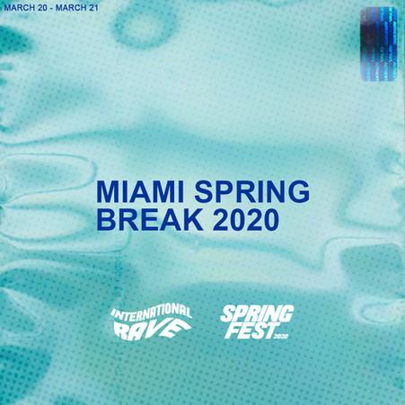 Miami Spring Break 2020