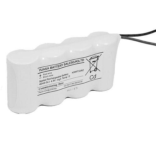 Emergency Lighting Ni-Cd 4.8v 4Ah 4DH4-0L3