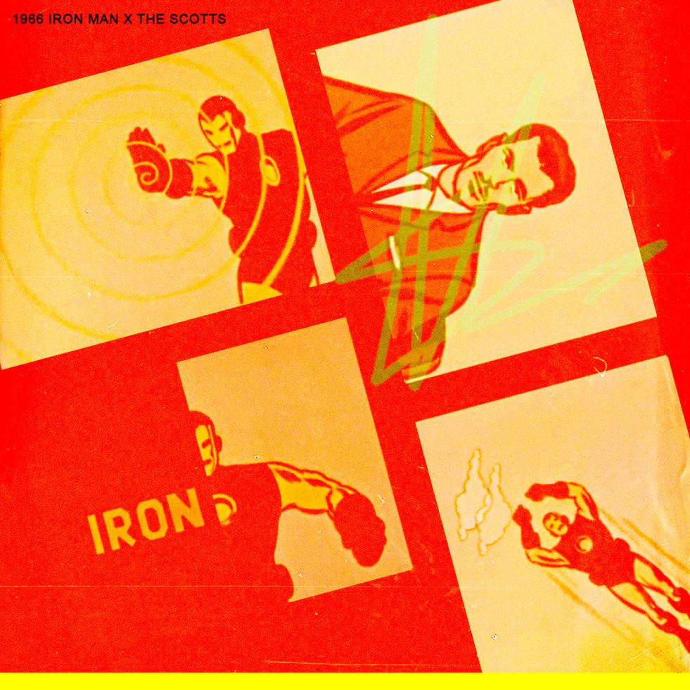 1966 Iron Man X THE SCOTTS