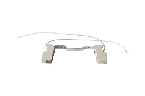 Infrared catering lamp holder R7S 118mm