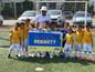 ¡Nuestros futbolistas más pequeños tuvieron su primer partido!