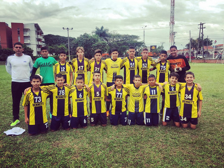 ¡Campeones Liga Río Pance!