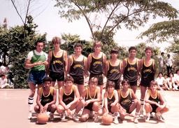 1985 Dino& Bsktball team.png