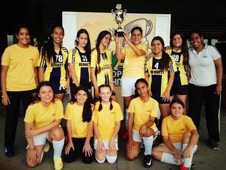 Campeonas de Copa Berchmans