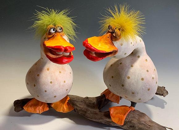 Gossip Ducks