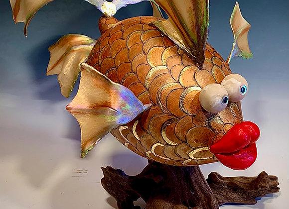 Gilda the Goldfish