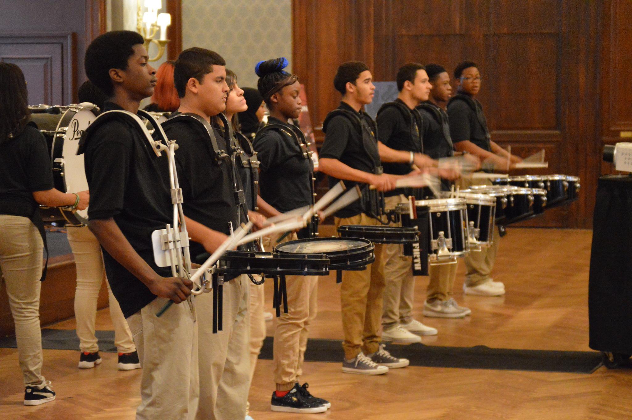 Musicopia Percussion Network