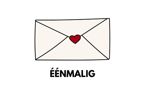 Maandbrief in je brievenbus éénmalig - AUGUSTUS