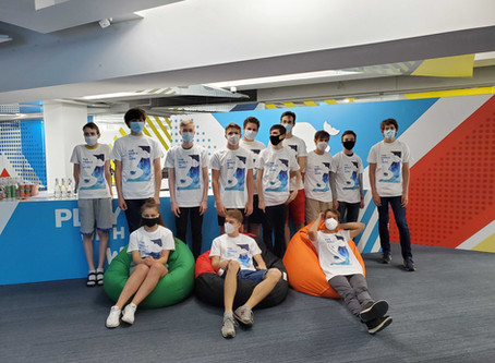 Whaleapp support to the EJOI finalists