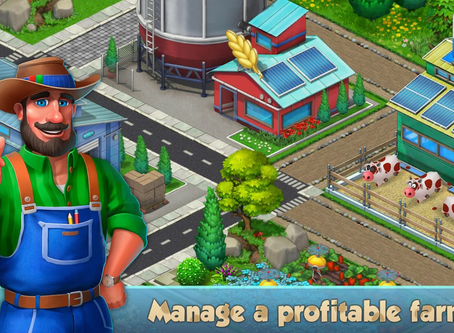 Mega Farm is ready for you, come and play.