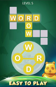screenshot from the game World of Words