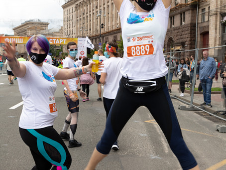 The Chestnut Run, Kyiv