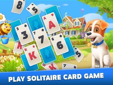 Our Solitaire is here
