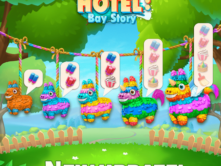 New Update to Resort Hotel