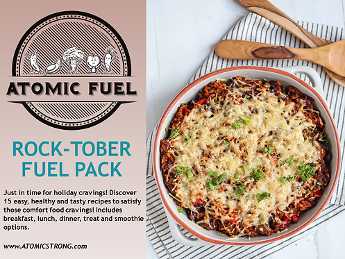 Rock-tober Fuel Pack
