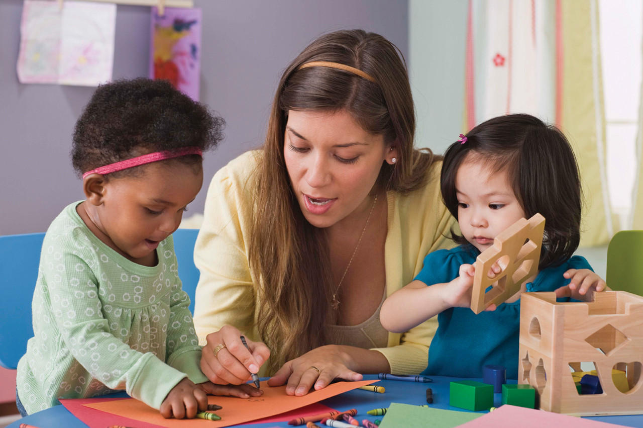 Providenciales Child Care Provider