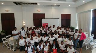 JUNIOR ACHIEVEMENT INNOVATION CAMP 2017 A SUCCESS