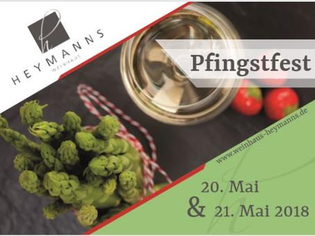 Pfingstfest 2018