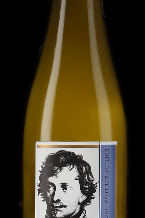 """2019 Weißweincuveé """"Der liebliche König"""" 0,75l -feinfruchtig-"""