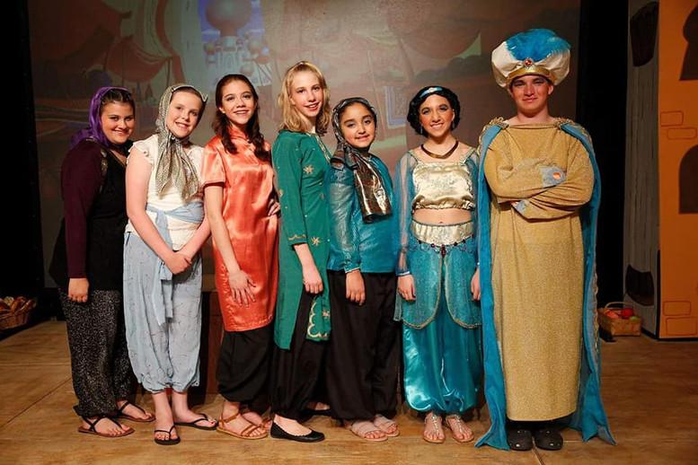 Disney's Aladdin Jr. - 2019