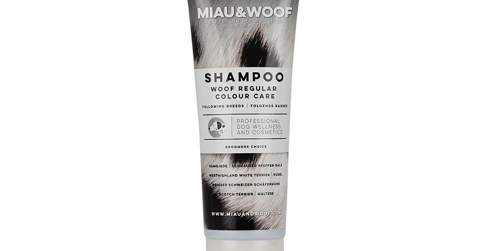 Shampoo Regular Colour Care, 250 m