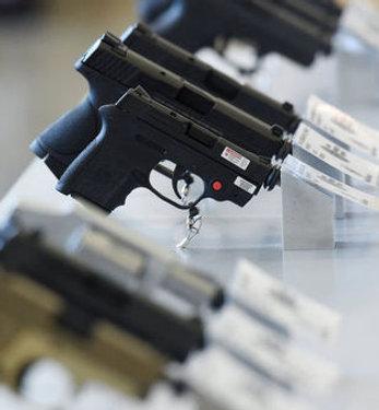 Pistol 2 Firearm Rental